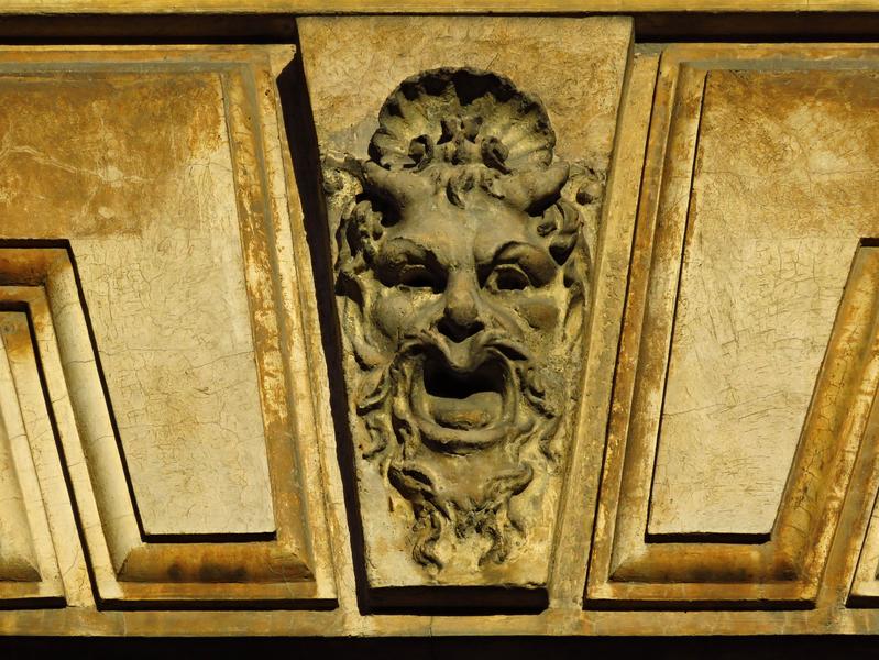 5. Domovní maskarony, Uherské Hradiště