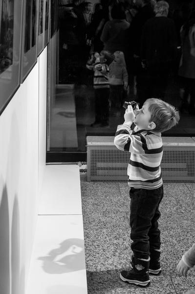 Ohlédnutí 2018 - malý fotograf