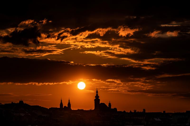 Svítání nad Brodem