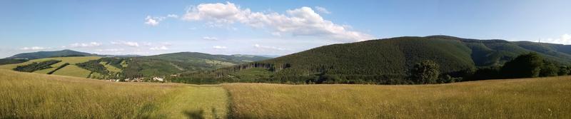 Okolo Hradišťa - Strání