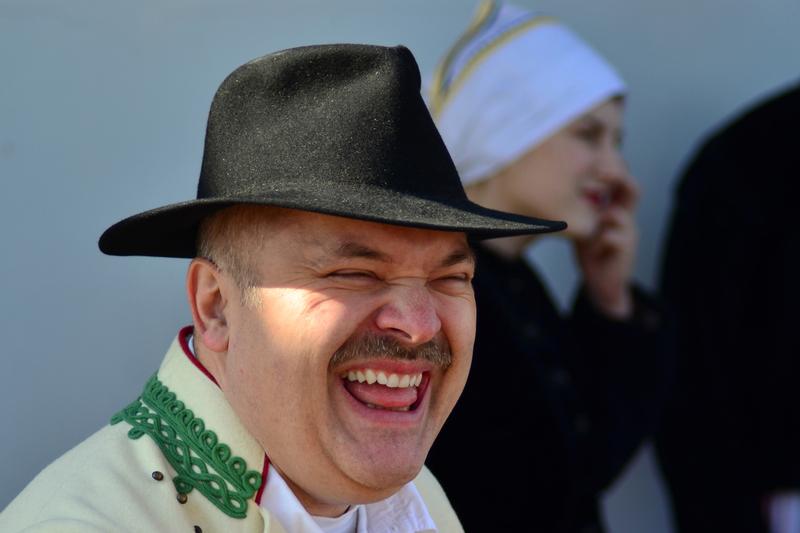 Skanzen Rochus - masopustní tradice 3.