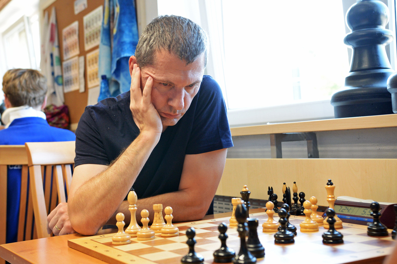 Šachy - velmistr