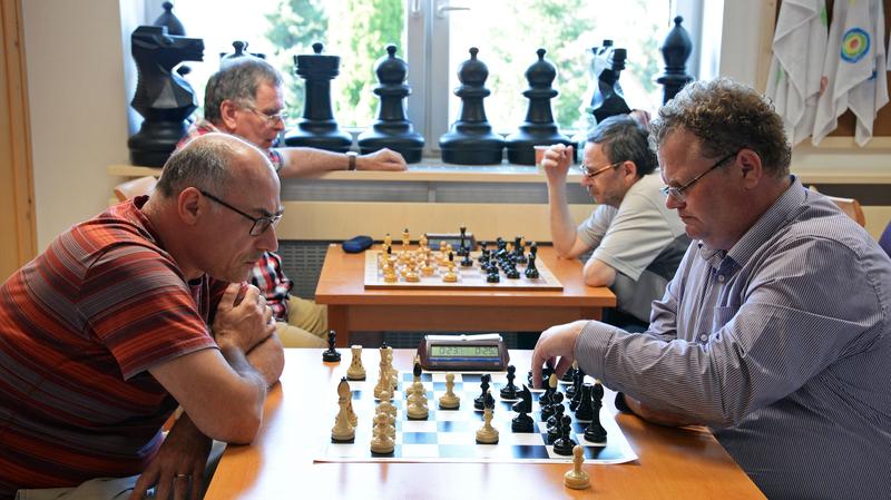 Šachy - zápolení